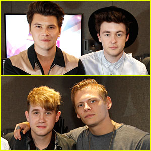 Rixton Announce New Single 'We All Want The Same Thing'