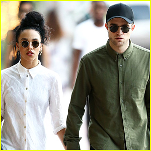It Was an April Fool's Joke - Robert Pattinson & FKA twigs Not Engaged!