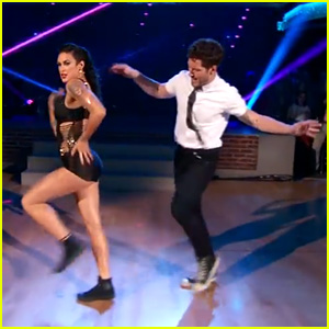 Rumer Willis & Val Chmerkovskiy Get 'Bootylicious' for 'Dancing With the Stars' - Watch Now!