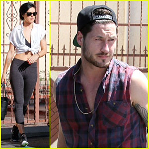 Rumer Willis & Val Chmerkovskiy To Dance To Destiny Child's 'Bootylicious' on 'DWTS'