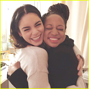 Monique Coleman Says Vanessa Hudgens 'Completely' Lights Up The Stage As Gigi!