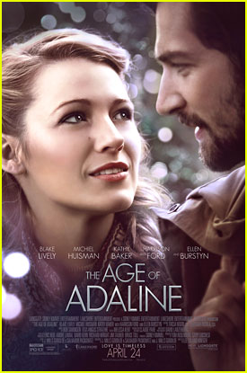 Win a FREE 'Age of Adaline' Prize Pack!