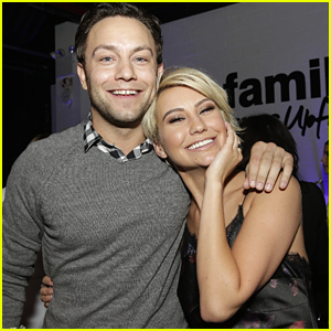 Chelsea Kane & Jonathan Sadowski Take 'Baby Daddy' & 'Young & Hungry' To ABC Family Upfronts