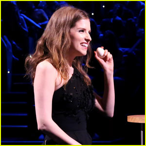 Watch Anna Kendrick Crack Eggs on Her Head!