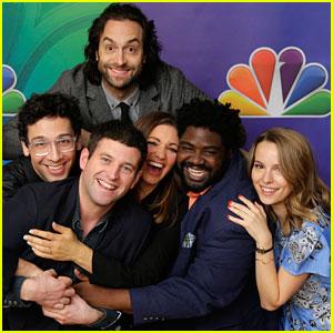 Bridgit Mendler's Show 'Undateable' Renewed For LIVE Third Season on NBC!
