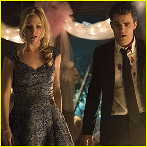 Candice Accola Talks Steroline, Forwood & 'The Vampire Diaries' Finale (JJJ Interview)