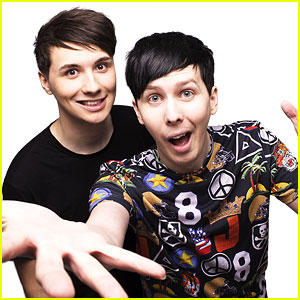 YouTubers Dan Is Not On Fire & Amazing Phil Are Coming Out With A Book - 'The Amazing Book Is Not On Fire'!