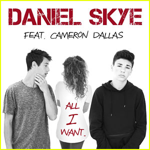Daniel Skye Dishes On 'All I Want' Single With Cameron Dallas