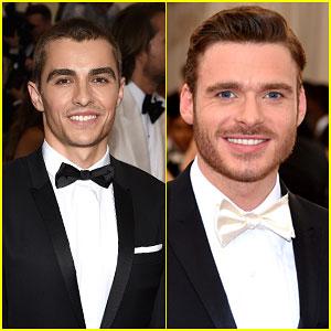 Dave Franco & Richard Madden Are Handsome Princes at Met Gala 2015!