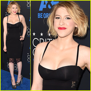 Eden Sher Gets Support From Patricia Heaton Ahead of Critics' Choice Television Awards 2015