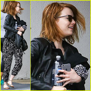 Emma Stone Is Admired By Anna Wintour!