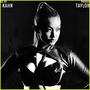 Gigi Hadid Brings Total Fierceness to Taylor Swift's 'Bad Blood' Poster