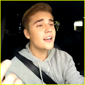 Justin Bieber Sings 'Baby' During Carpool Karaoke!