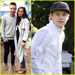 Liam Payne Spends Time in Monte Carlo with Girlfriend Sophia Smith!