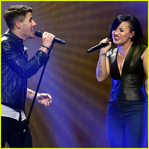 Nick Jonas & Demi