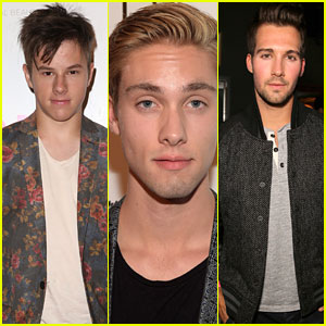Nolan Gould Showed Off New 'Summer Haircut' At Nylon's Young Hollywood Party