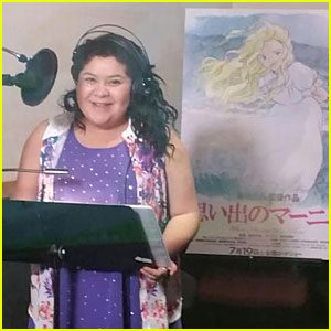 Raini Rodriguez Exclusively Chats With JJJ About 'When Marnie Was There' - Get A Recap Of Our Twitter Chat Here!