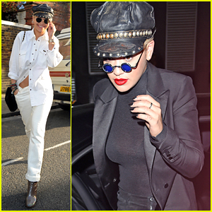 Rita Ora Steps Out Amid A$AP Rocky's 'Better Things' Comments