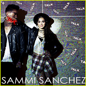 Sammi Sanchez Drops New Single 'Talk' - Watch a Clip From the Music Video Now! (Exclusive)