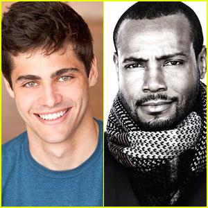 ABC Family's 'Shadowhunters' Finds It's Alec Lightwood & Luke Garroway