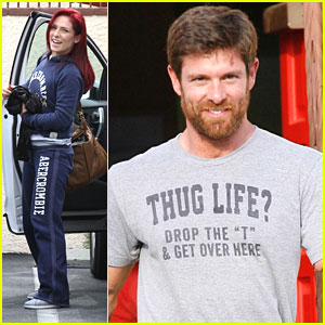 Noah Galloway & Sharna Burgess Reflect On Pivotal Turning Points In 'DWTS: Road To The Finals'