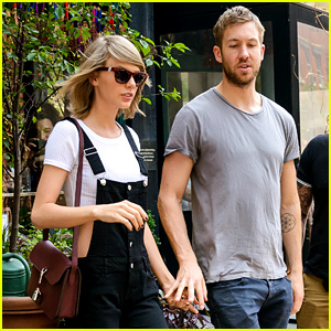 Taylor Swift Continues Holding Hands with Calvin Harris in the Big Apple!