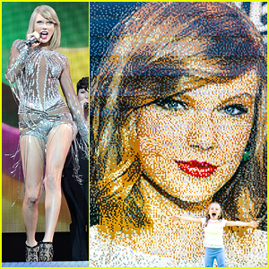 Taylor Swift Made Out of Legos Is Uncanny