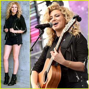 Tori Kelly Brings Her 'Unbreakable Smile' to Wango Tango 2015