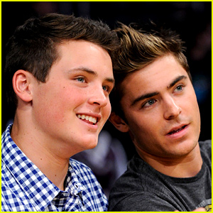 Zac Efron Shares a Poem That His Brother Dylan Wrote - About Him!