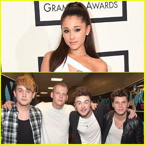 Ariana Grande & Rixton to Perform at MLB All-Star Concert 2015!