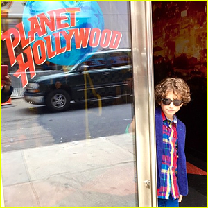 August Maturo Takes Over New York City In The Most Stylish Way Possible