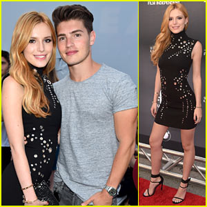 Gregg Sulkin Writes Bella Thorne a Sweet Message After 'Scream' Premiere!