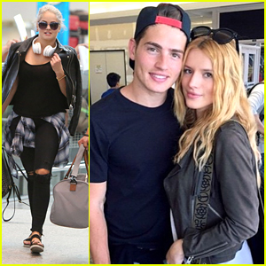 Bella Thorne Brings Gregg Sulkin With Her For MMVAs This Weekend