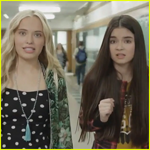 Meet the 'Best Friends Whenever' Characters in This New Promo!