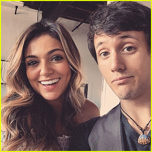 Bethany Mota Teams Up With Kurt Hugo Schneider For 'Flashlight' Cover - Watch Now!