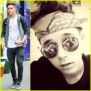 Brooklyn Beckham Has Outfits Planned for Coachella Next Year!