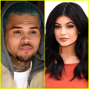 Kylie Jenner Is Not Happy with Chris Brown for Sharing Offensive Caitlyn Jenner Meme