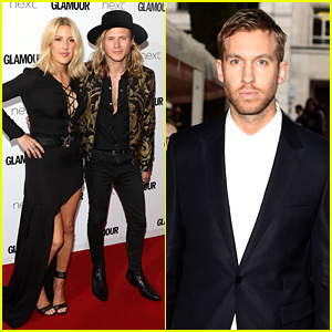 Ellie Goulding Is Pure 'Glamour' with Boyfriend Dougie Poynter By Her Side!
