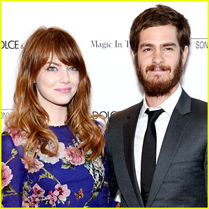 Emma Stone Addresses Rumors About Andrew Garfield & Their 'Split'
