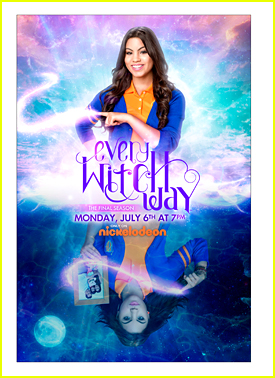 See The Final 'Every Witch Way' Poster Right Now -- It's Emma!