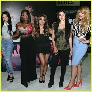 Fifth Harmony Hit Licensing Expo In Vegas After Teen Choice Nominations