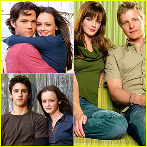'Gilmore Girls' Cast Pick Favorite Rory Gilmore Boyfriends - Vote For Your Fave!