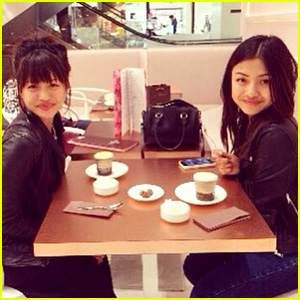 Haley & Brianne Tju Are Taking Over JJJ's Instagram Tomorrow!