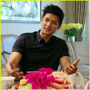 Harry Shum Jr. Celebrates Being an Immigrant in New PSA! (Exclusive)