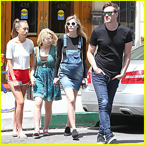 Jaime King Steps Out After Lavish Baby Shower With Pal Joey King