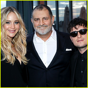 Jennifer Lawrence Hangs Out with Josh Hutcherson in Big Apple!