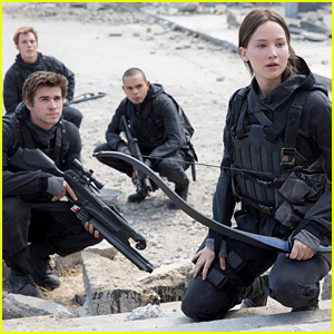 Jennifer Lawrence Debuts First Look Photo from 'Hunger Games: Mockingjay - Part 2'!