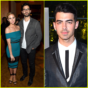 Brittany Snow Partied with Boyfriend Tyler Hoechlin After the CFDA Awards!
