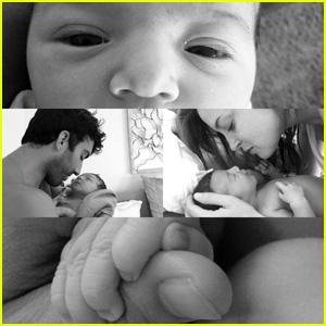 Jane the Virgin's Justin Baldoni & Wife Emily Welcome Baby Girl!