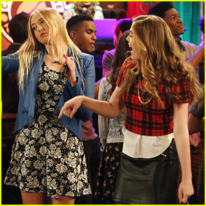 Marisa Crashes K.C.'s Mission On 'K.C. Undercover' Tonight!